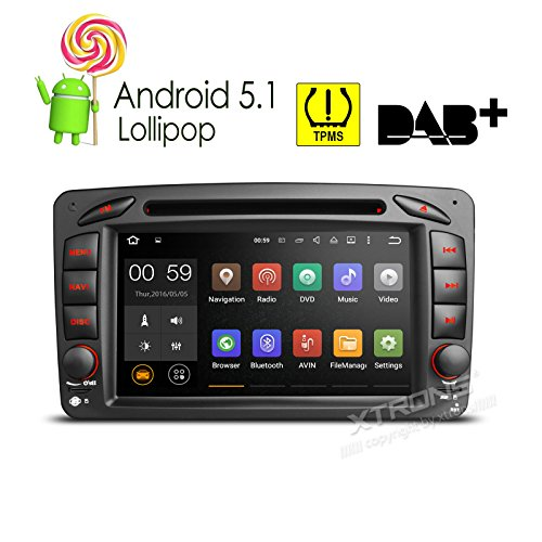 xtrons-android-51-lollipop-for-mercedes-benz-c-class-quad-core-7-inch-1080p-video-multi-touch-screen