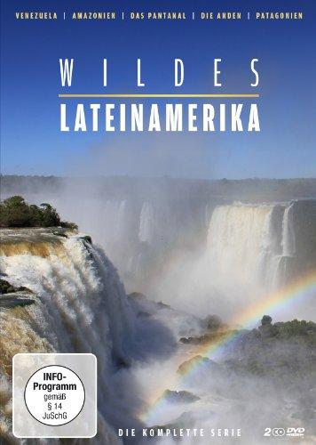 Wildes Lateinamerika (2 DVDs)