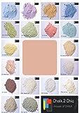 Chalk 2Chic Pulverkreide / Farbe zur Selbstherstellung, 312g für bis zu 2Liter Farbe, Shabby...