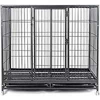 Casetas y cajas para perros Jaula para mascotas jaula para perros perro pequeño para interiores con