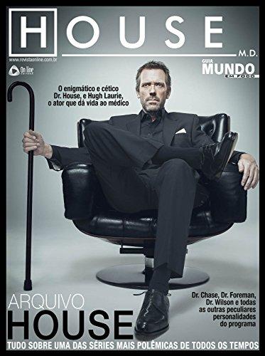 Guia Mundo em Foco 01 – Dr. House (Portuguese Edition) por On Line Editora