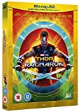 Thor Ragnarok 3D BD [Blu-Ray] [2017] [Region Free] only £18.00 on Amazon
