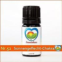 Sonnen-energetisches Öl Nr. 52 Sonnengeflecht-Chakra von Sonnenherz preisvergleich bei billige-tabletten.eu