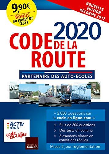 Code de la route 2020 par  Activ Permis