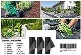 130 g/m² - Unkrautvlies Gartenvlies 37,5 qm