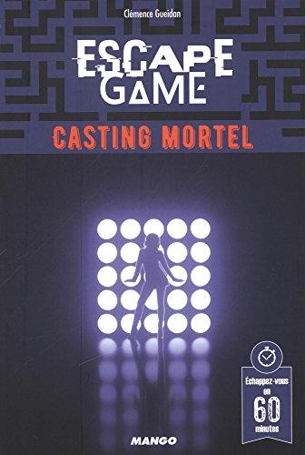 Escape game : casting mortel par Clémence Gueidan
