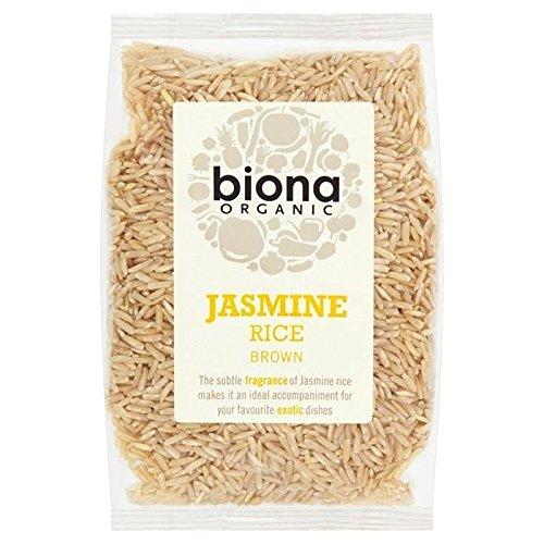 Biona Organic Jasmin Reis 500g (Packung von 6)