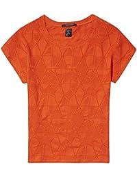 Maison Scotch Manches Courtes Womens T-shirt