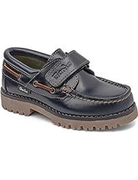 Amazon Y Niño 39 Para Zapatos Náuticos Complementos es qwrrf7XY