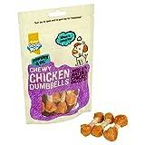 Guter Junge Zähe Huhn Hanteln 100G (Packung mit 6)