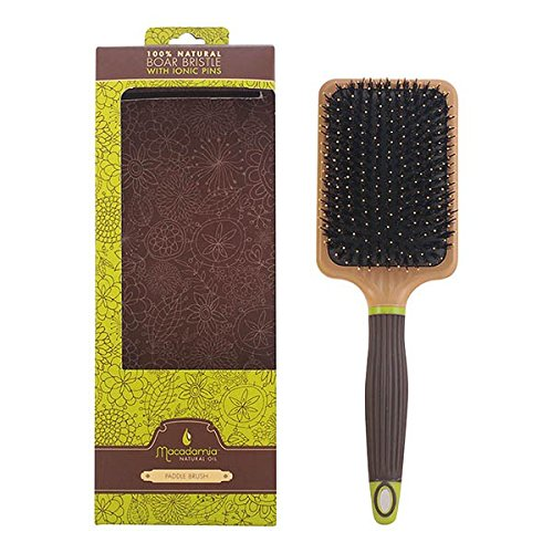 Price comparison product image Macadamia Natural Oil - Boar Paddle Brush - 1pc