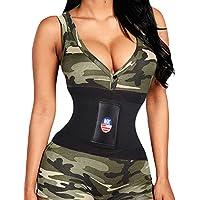 DODOING Damen und Herren Taille Trainer Ab Gurt Körperformer Gürtel Taillen-Trimmer Lower Back Brace preisvergleich bei billige-tabletten.eu