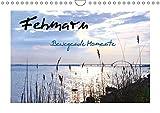 Fehmarn - Bewegende Momente (Wandkalender 2019 DIN A4 quer): Erleben Sie die wunderschöne Sonneninsel Fehmarn im Wechsel der Jahreszeiten - ... (Monatskalender, 14 Seiten ) (CALVENDO Orte)