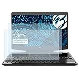 Bruni Schutzfolie für HP Omen X 2S Folie, glasklare Bildschirmschutzfolie (2er Set)