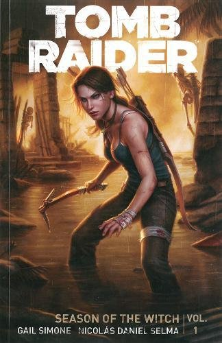 TOMB RAIDER 01 SEASON OF WITCH