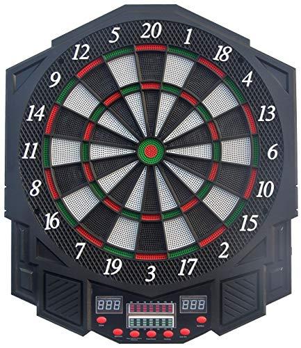 Freccette Elettroniche Darts Darts LED, 27 Giochi E 216 Varianti 8 Giocatori