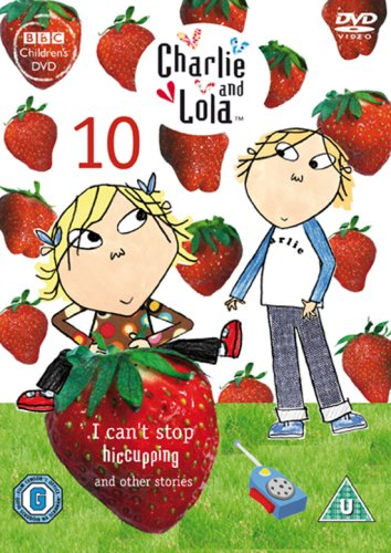 Charlie and Lola: I Cant Stop Hiccupping and Other Stories [DVD]