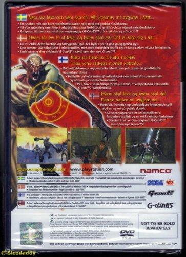 Vampire Night (PS2) UK Pal Scanda Edition (2001) [Importación Inglesa]
