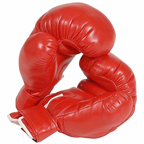 Widmann wdm1910r-Kostüm für Erwachsene Boxhandschuhe Profi, mehrfarbig, Einheitsgröße