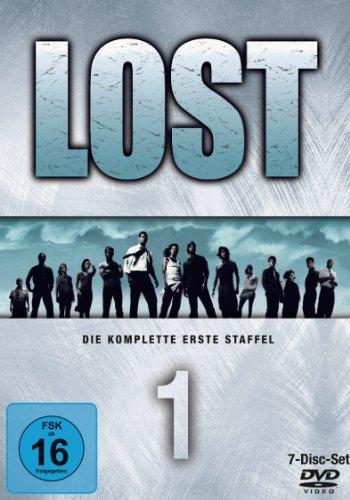 Touchstone Lost - Die komplette erste Staffel (7 DVDs)