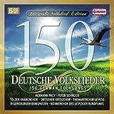 150 Deutsche Volkslieder - Verschiedene Interpreten