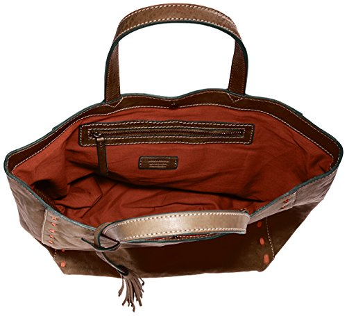 Loxwood - 3172Z, Borsa shopper  da donna Marrone(Brown (Caramel/Pap))