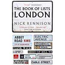 The Book Of Lists London