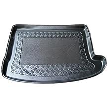 Rezaw - Plast 193556 Alfombrillas para maletero , Cubeta para maletero (Borde de protección de 5 cm, antideslizante, ligera y flexible)
