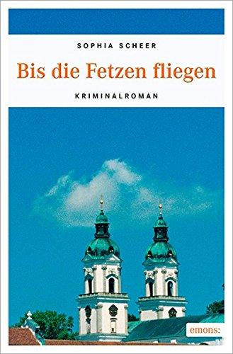 Buchseite und Rezensionen zu 'Bis die Fetzen fliegen (Diana J. Pölz)' von Sophia Scheer