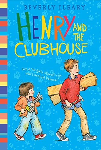 Henry and the Clubhouse (Henry Huggins) por Beverly Cleary