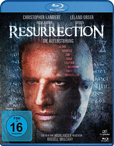 Resurrection - Die Auferstehung/Filmjuwelen [Blu-ray]