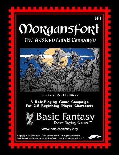 Morgansfort: The Western Lands Campaign por Chris Gonnerman