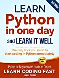 #7: Python (2nd Edition): Learn Python in One Day and Learn It Well. Python for Beginners with Hands-on Project. (Learn Coding Fast with Hands-On Project Book 1)