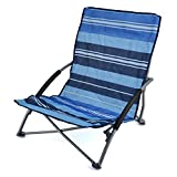 Sisken Low Folding Camping Chair