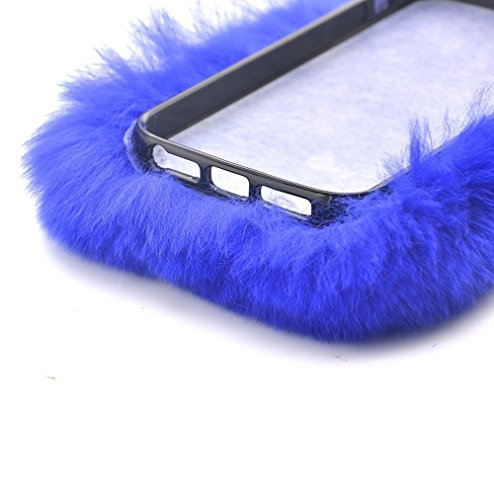 Bonice custodia Iphone Di 6s Per Pelliccia Fur Cover 6 7pHSqS