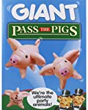 Riesen-Pass Die Schweine- Die klassische Party-Spiel Schweinerei geht die perfekte Größe!