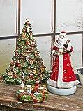 Villeroy & Boch Christmas Toys Memory Adventskranz 'North Pole Express', Porzellan, Grün