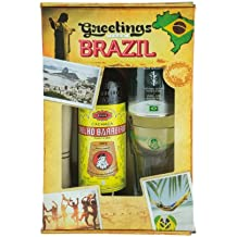 Caipirinha-Set GREETINGS FROM BRAZIL1 Stück