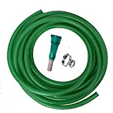 Dripit™ Braided Garden Pipe, Car Wash Heavy Duty 1/2'' inch Diameter -10 Meter Length