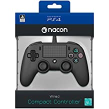 Nacon Compact Controller, Nero - PlayStation 4