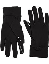 Leki–Guantes de esquí Inner Glove MF Touch, invierno, unisex, color negro, tamaño 10,5