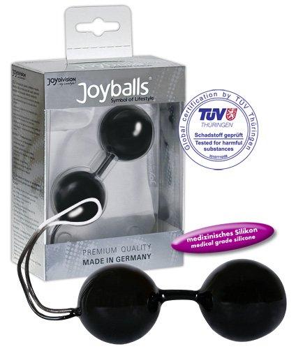 Joyballs tiefschwarz