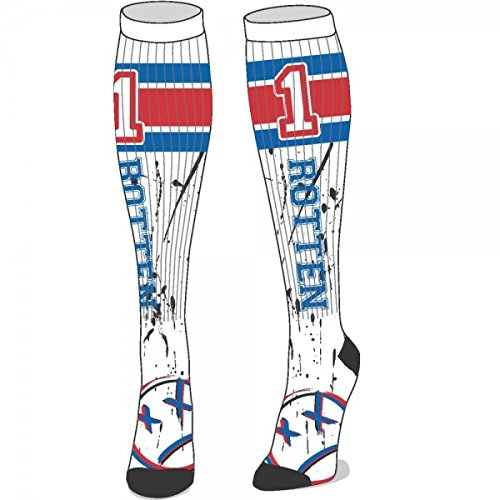 DC Comics Suicide Squad Harley Quinn Rotten Knee High Socken