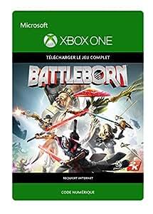 Battleborn [Jeu Complete] [Xbox One – Code jeu à télécharger]