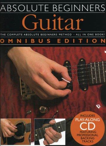Absolute Beginners: Guitar - Omnibus Edition: Noten, CD für Gitarre