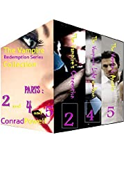The Vampire Redemption Series: Collection Parts 2 and 4 and 5.