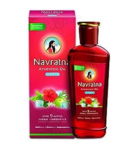 Navratna Hair Oil, 500ml