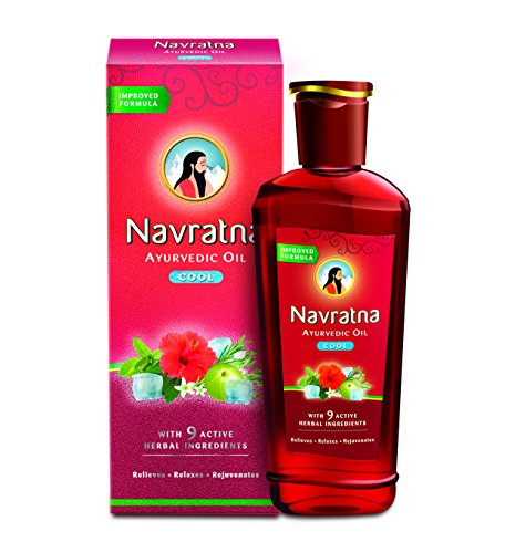 Navratna Hair Oil, 500ml