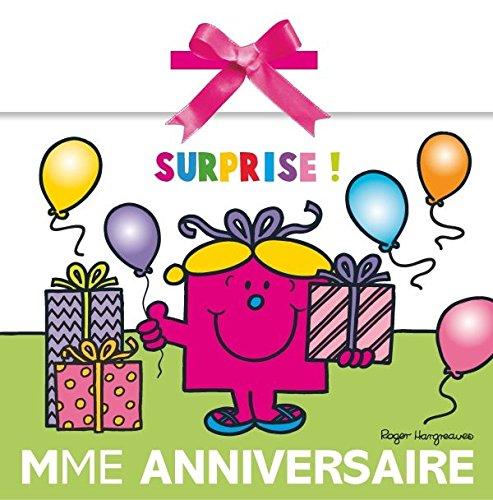 Pochette anniversaire Madame par Collectif