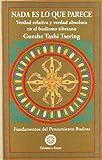 Nada es lo que parece : verdad relativa y verdad absoluta en el budismo tibetano